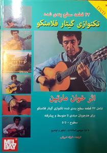 42 قطعه سطح بندی شده تکنوازی گیتار فلامینکو